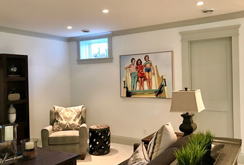 Francene Christianson paintings on view at Spring Parade of Homes in Minneapolis